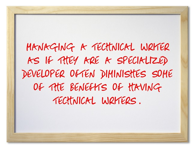 Managing-a-technical